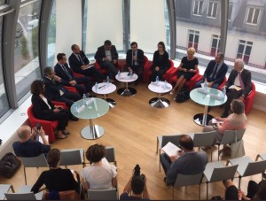 Conférence de presse Domain Therapeutics
