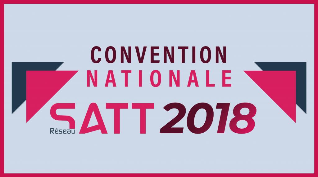 Convention Nationale Réseau SATT 2018