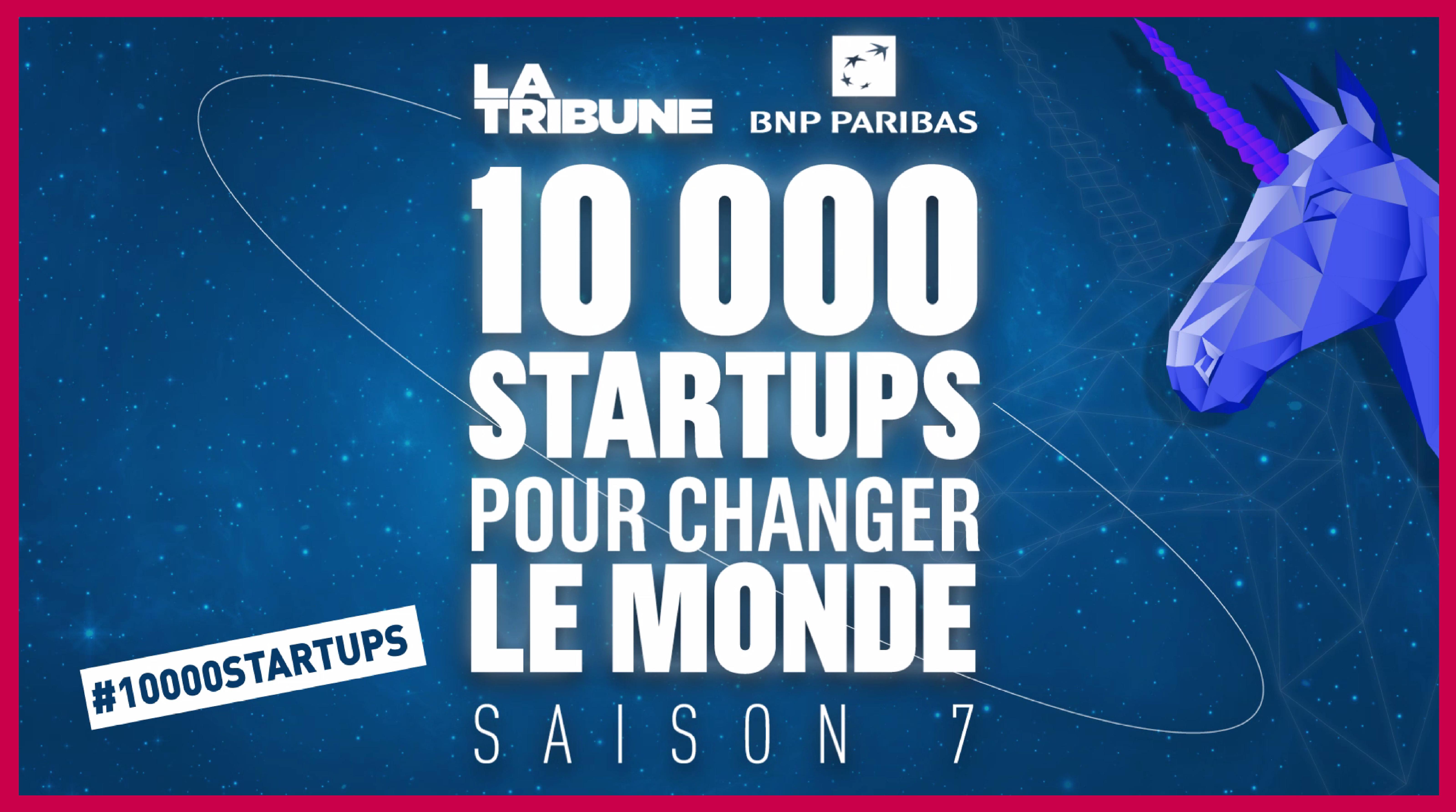 10.000 startups pour changer le monde