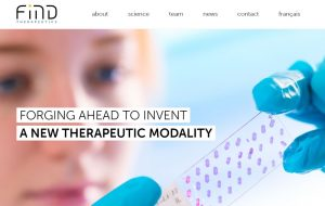 site web Find Therapeutics
